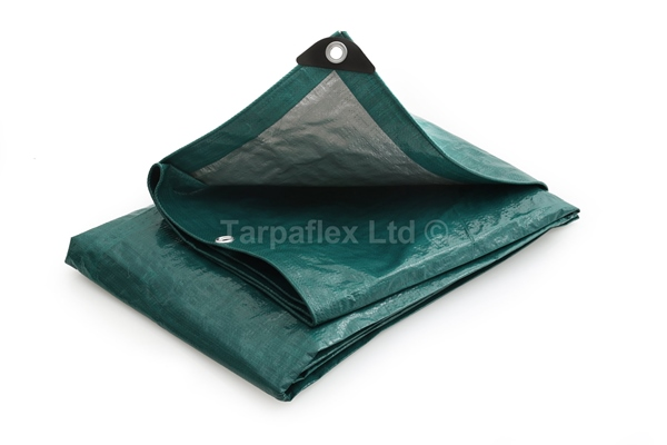 Tarpaulin Medium Duty Groundsheet Waterproof Cover